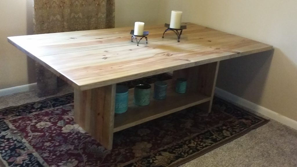 Patmos Rustic Trestle Table